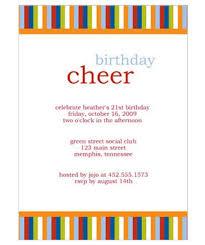 birthday invitation great invitation websites real simple