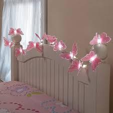 Girls Bedroom Fairy Lights - Pink fairy lights for bedroom