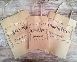 bridal party gift bags 271 best lovely bridesmaid gifts images on bridesmaid