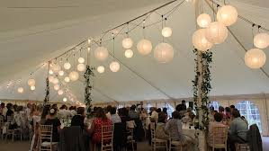 paper lanterns with lights for weddings festoon lights and lanterns hanging lantern company