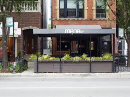 chicago u0027s 2018 michelin bib gourmand list mapped dove u0027s