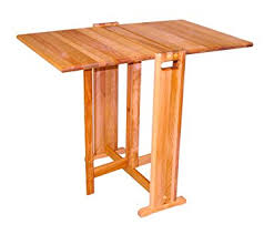 wood butcher block table amazon com catskill craftsmen fold a way butcher block table