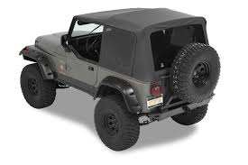 bestop complete soft top and hardware with tinted windows without