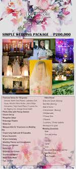 cheap wedding planner the wedding planner davao wedding packages