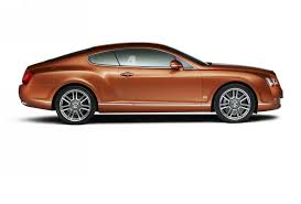 orange bentley 2010 bentley continental gt design series china conceptcarz com