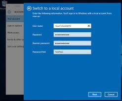 reset microsoft online services password how to reset your forgotten password in windows 10 easy cloud