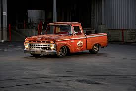 Vintage Ford Truck Colors - the timeless 1965 ford f 100 shop truck from big oak garage