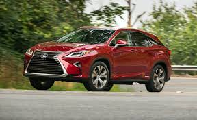lexus rx400h tuning road test 2016 lexus rx 450h clean fleet report