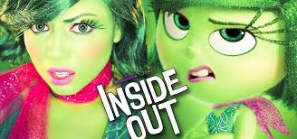 Inside Out Costumes Inside Out Diy Disgust Costume U0026 Makeup For Halloween Halloween
