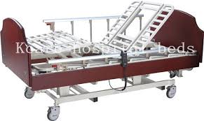 rotating hospital bed china wooden 5 functions rotating electric hospital bed for