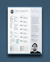 Sample Creative Resume by 25 Best Ideas About Creative Resume Templates On Pinterest 2017