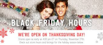 black friday hours rue21