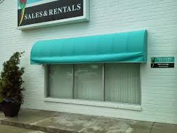 Awning Recover Convex Awnings