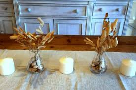Home Decor Centerpieces Diy Home Decor Centerpiece From The Winter Garden Birds And Blooms