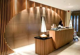 Spa Reception Desk A Hint Of Lime Hoteliermiddleeast