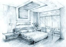 interior sketches interior design bedroom sketches a interior sketch picture on the