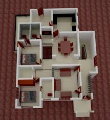 home desig low budget kerala home design with 3d plan home pictures