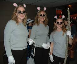 3 Blind Mice Costume Hurt Costume Coffee House Photo Album The Union Photo Project