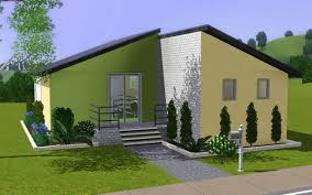 Starter Homes by Mod The Sims Colourful Split Level Starter Home