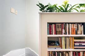 wall shelves design sophisticated half wall with shelves half