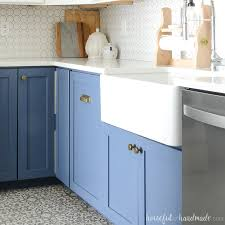 how to install farm sink in cabinet what to before buying a farmhouse sink houseful of