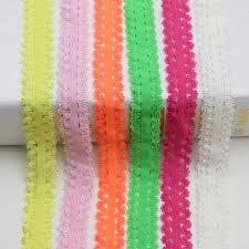 fabric ribbon width 2cm elastic mesh stretch lace trim 3 4 diy elastic