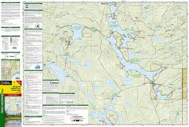 Virginia Wine Trail Map by Amazon Com Allagash Wilderness Waterway South National