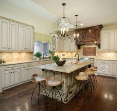 shabby chic kitchen island wonderful candle chandelier overlooking with shabby chic kitchen