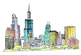 chicago city sketch i made today u2013 the creative insider blog
