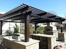 salt lake city utah ornamental iron steel garden pergolas