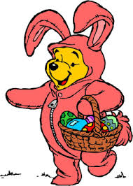 winnie the pooh easter basket winnie the pooh easter clipart 28