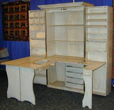 diy craft armoire with fold out table 29 best crafting sewing room images on pinterest organization