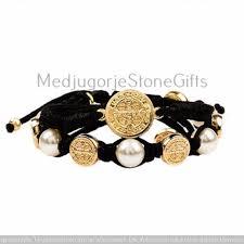 catholic bracelets 24 best st benedict bracelets images on cord cords