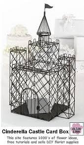 gift cards for wedding cinderella wedding gift card box