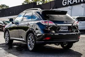 lexus rx hybrid used 2013 used lexus rx 450h hybrid edition at grand motorcars serving