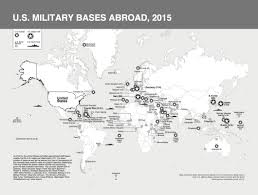 list of us states 17 maps of u s military bases abroad from