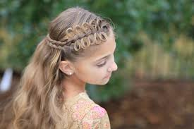 cute girl hairstyles how to french braid 25 little girl hairstyles you can do yourself