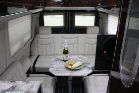 Coach Interior For Cars I Lived In A Luxury Van For A Week Business Insider