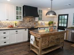 Cottage Kitchen Island by A Must See Fixer Upper Reno Rustic Barn Doors And A Barn To Go
