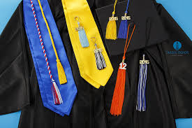 custom graduation tassels honor cord gold tassel depot brand made in usa