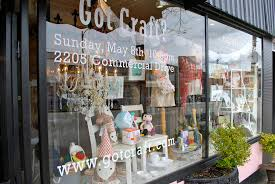 barefoot contessa store raven s rest studio jennifer conway got craft window displays at
