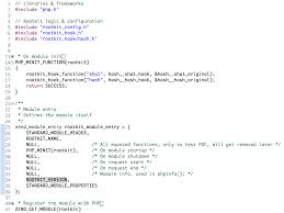Modulk He With This Php Rootkit You Can Take Over A Server Hiding It In Php