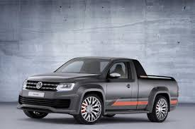 volkswagen amarok 2015 volkswagen amarok power concept set to rock wörthersee with 5 000