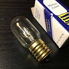 e17 15w light bulbs ebay