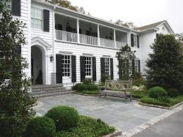 Gray Siding White Trim Black by Depiction Of Attractive Houses With Shutters That Will Be The