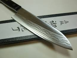 japanese damascus kitchen knives japanese kitchen knives