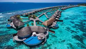 w maldives resort for an extreme bachelor u0027s party