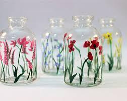 Miniature Flower Vases Tiny Vase Etsy