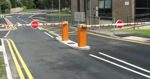 car park barriers parking barrier systems