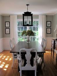 Dark Dining Room Table Dark Wood Dining Table With Gray French Dining Chairs French